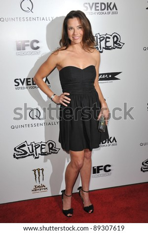 "Linda Cardellini at the Los Angeles premiere of ""Super"" at the Egyptian Theatre, Hollywood. March 21, 2011  Los Angeles, CA Picture: Paul Smith / Featureflash"