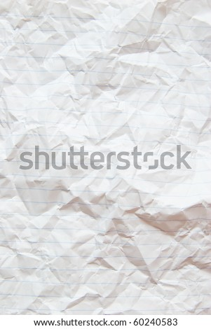 lined paper background in a notepad - stock photo