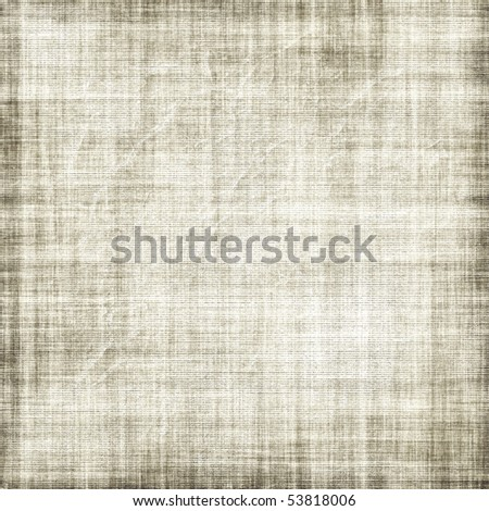 Linen Background - stock photo