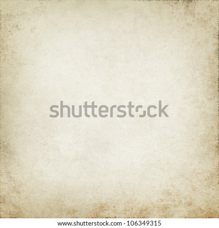 linen canvas texture as white grunge background - stock photo