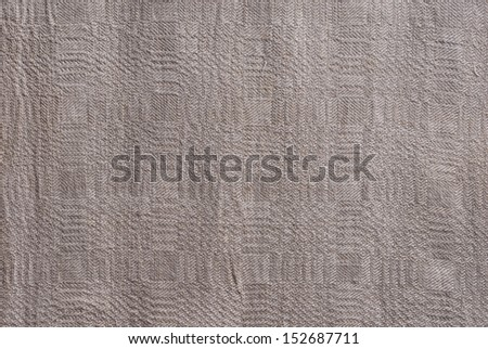 linen old fabric texture - stock photo