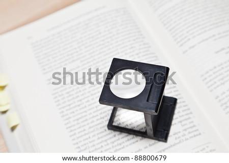 Linen tester - stock photo