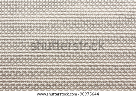 Linen texture beige for background - stock photo