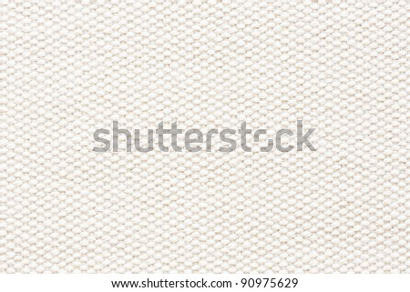 Linen texture white for background (See my portfolio for more) - stock photo