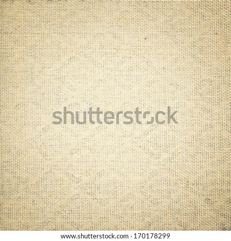 Linen texture with delicate pattern for background - stock photo