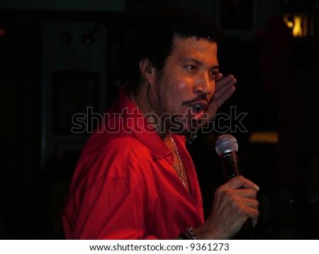 Lionel Richie - stock photo