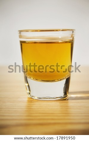Liquor - stock photo