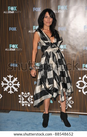 Lisa Edelstein at the Fox TV All-Star Party at Villa Sorisso, Pasadena, CA. January 11, 2010  Pasadena, CA Picture: Paul Smith / Featureflash