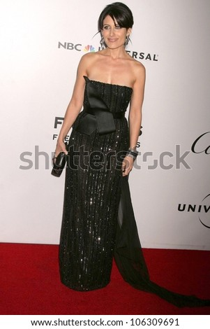 Lisa Edelstein  at the NBC, Universal and Focus Features Golden Globe Awards After Party. Beverly Hilton Hotel, Beverly Hills, CA. 01-11-09