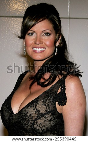 "Lisa Guerrero attends the Los Angeles Premiere of ""Match Point"" held at the LACMA in Los Angeles, California, United States on December 8, 2005."