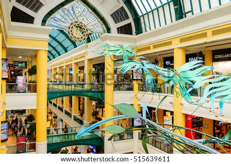 Lisbon portugal oct 17 2016 interior stock photo 515639656 lisbon portugal oct 17 2016 interior of the centro colombo a sciox Gallery