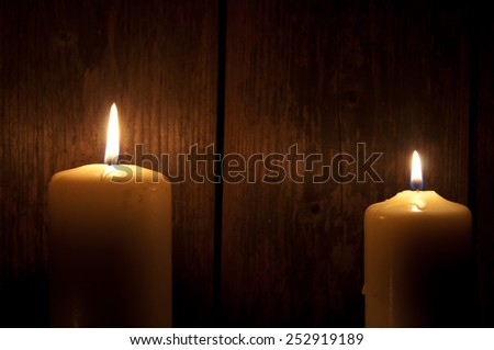 Lit Candles Stock Images, Royalty-Free Images & Vectors | Shutterstock
