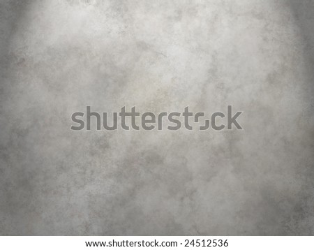 Lit concrete wall background - stock photo