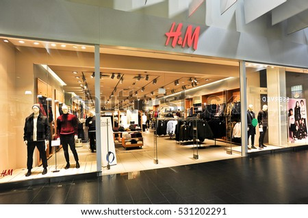 h m hennes mauritz ab in