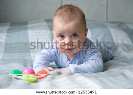 adorable baby laughing photos awesome newborn baby picture in prone position with sweet laughing and