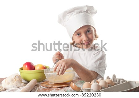 Little baker