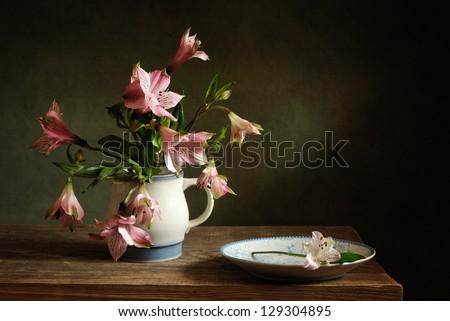 Little bouquet - stock photo
