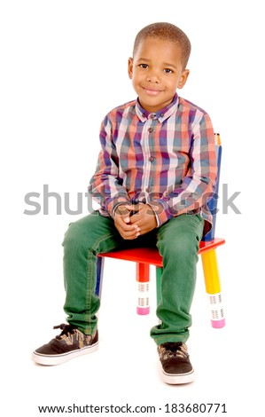 Toddler sitting stock images royalty free images for Toddler sitting chair