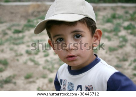 little boys - stock photo