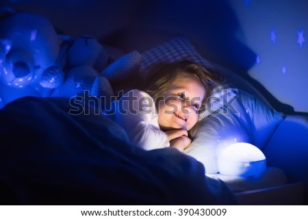 Bedroom Night Light Stock Images Royalty Free Images Vectors