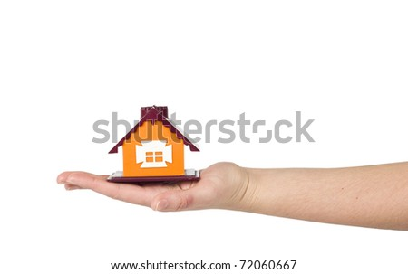 Little House on the hand.