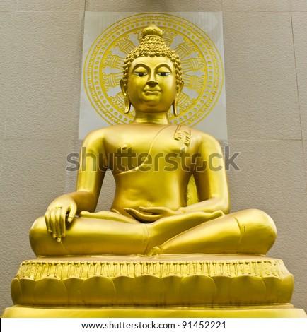 Load Buddha, Hat-Yai, Songkhal, Thailand - stock photo