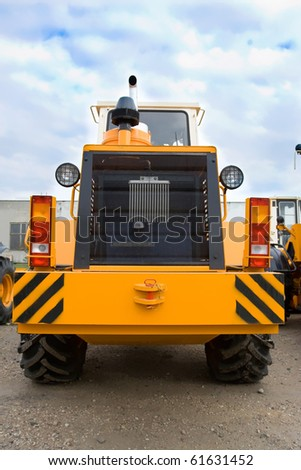 loader - stock photo