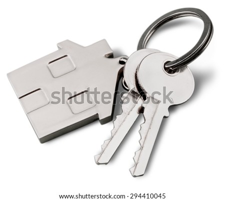 Loan, Key, House.