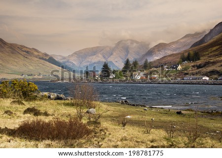 Loch Duich, Scottish Highlands