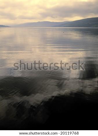 loch fyne stratchclyde argyll scotland - stock photo