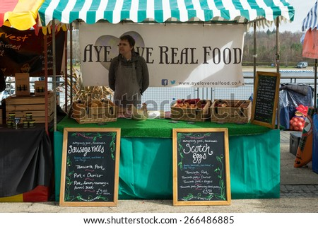 Market Stall Stock Photos Images Amp Pictures Shutterstock