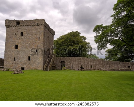 Lochleven, Perthshire, Scotland, UK. 26th June 2014. Lochleven castle