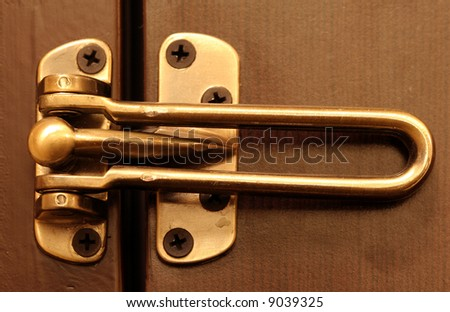Lock - stock photo