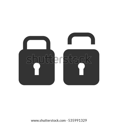 Lock Unlock Stock Images Royalty Free Images amp Vectors
