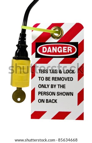 Lock Out Tag Out Stock Images, Royalty-Free Images & Vectors ...