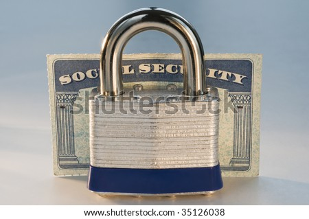 Locked Social Security