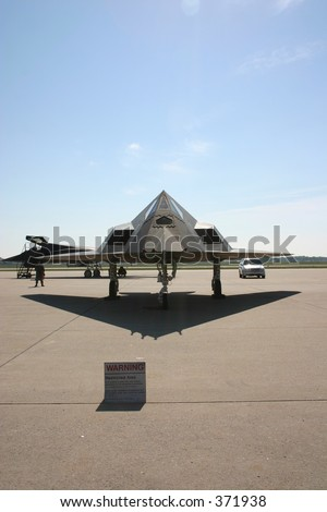 Lockheed F-117 Stealth Fighter