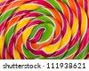 lollypop, twirly abstract background - stock photo