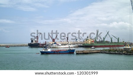 lome harbour