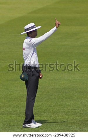 Cricket Umpire Stock Images, Royalty-Free Images & Vectors ...