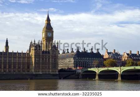 london house of parliament