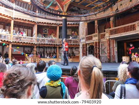 the public theatre of shakespeare essay William shakespeare research papers examine the life of shakespeare and discuss his plays, sonnets, and poems.