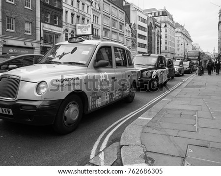 english taxi cab stock images royalty free images. Black Bedroom Furniture Sets. Home Design Ideas