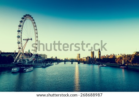 stock-photo-london-uk-october-retro-phot