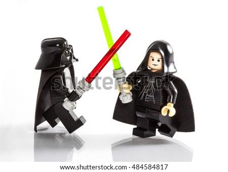 London Uk October 15th 2015 Lego Stock Photo 484584817 - Shutterstock