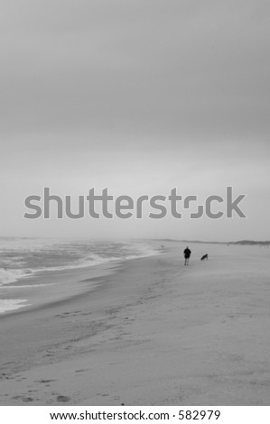 Lonely - stock photo