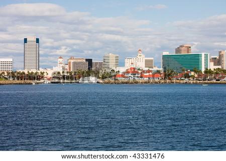 Long Beach California - stock photo