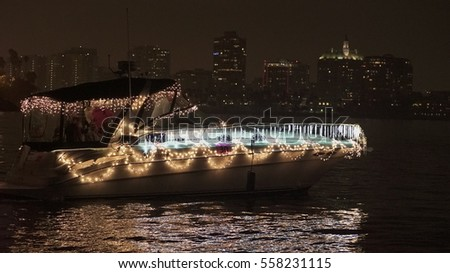 Christmas Night Parade Stock Images, Royalty-Free Images & Vectors ...