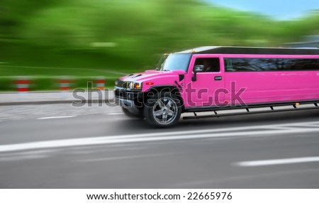 Hummer Limo Stock Images RoyaltyFree Images Vectors Shutterstock - Pink hummer limo long island