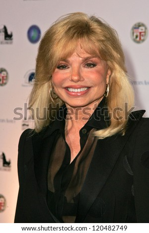 Loni Anderson at the Griffith Observatory Re-Opening Galactic Gala. Griffith Observatory, Los Angeles, CA. 10-29-06